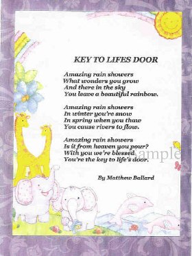 Spiritual Poems Book | Rhymes and Poems for Stepping Stones